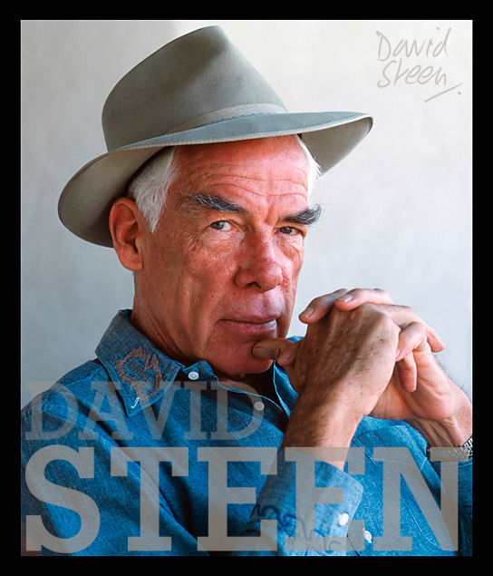 Lee Marvin | RARE CELEBRITY PHOTOGRAPHIC PRINTS BY DAVID STEEN