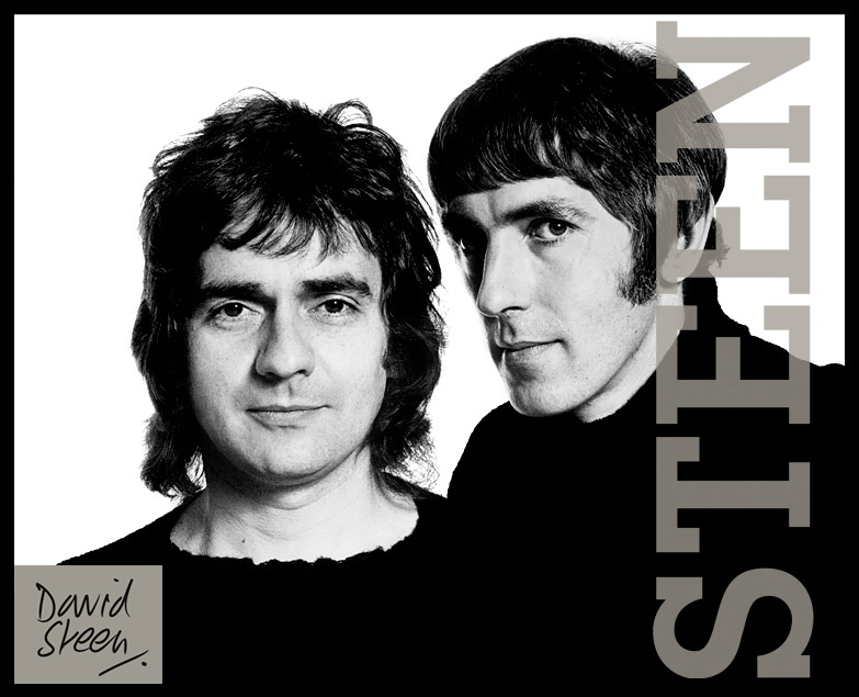 Dudley Moore & Peter Cook | RARE CELEBRITY PHOTOGRAPHIC PRINTS BY DAVID STEEN