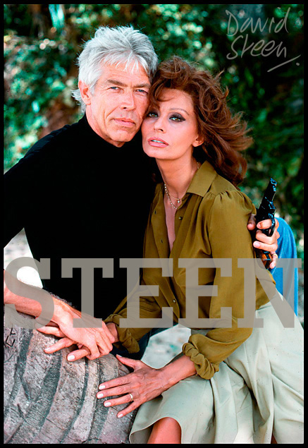 james_coburn_sophia_loren_david_steen